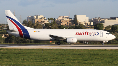 EC-MCI - Boeing 737-4Q8(SF) - Swiftair