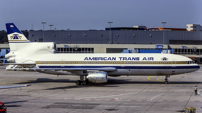 N186AT - Lockheed L-1011-50 Tristar - American Trans Air (ATA)