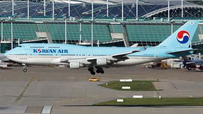 HL7460 - Boeing 747-4B5 - Korean Air