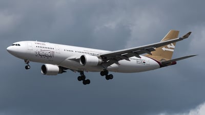 5A-LAR - Airbus A330-202 - Libyan Airlines