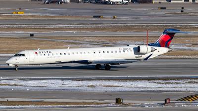 A picture of N926XJ - Mitsubishi CRJ900LR - Delta Air Lines - © Alex Crail