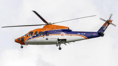 9M-HLM - Sikorsky S-76C - Hevilift