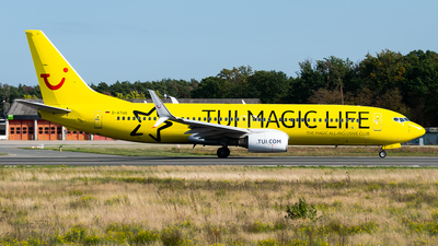 A picture of DATUG - Boeing 7378K5 - [34688] - © Timo Duda