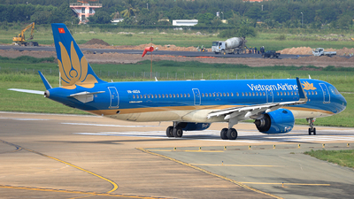 VN-A624 - Airbus A321-272N - Vietnam Airlines