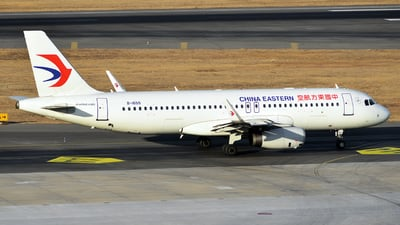 B-1655 - Airbus A320-232 - China Eastern Airlines