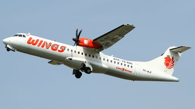 PK-WJF - ATR 72-212A(600) - Wings Air