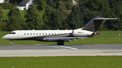 N93FX - Bombardier BD-700-1A10 Global Express XRS - Flexjet