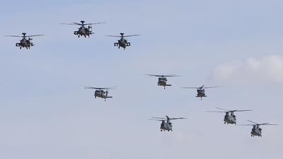 065 - Boeing AH-64D Apache - United Arab Emirates - Air Force