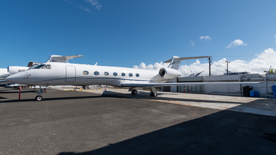 N310TZ - Gulfstream G550 - Private
