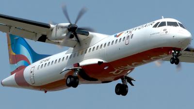 A picture of S2AHG - ATR 72500 - Novoair - © M. Azizul Islam