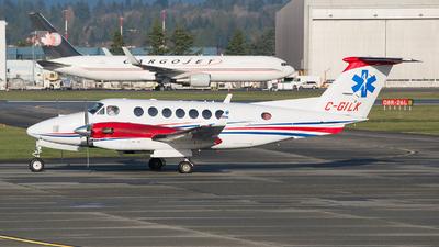 C-GILK - Beechcraft B300 King Air 350 - Carson Air