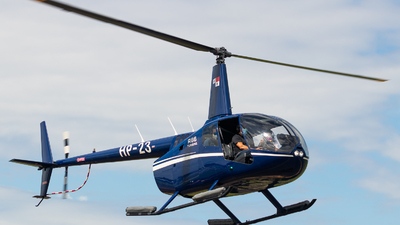 HP-23 - Robinson R66 Turbine - Private
