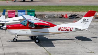 N210EU - Cessna T210L Turbo Centurion  - Private
