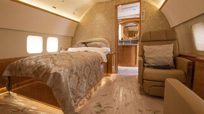 N688FD - Boeing 737-7EG(BBJ) - Private