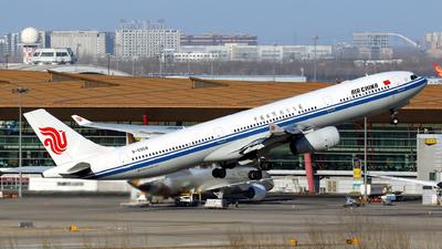 B-5958 - Airbus A330-343 - Air China