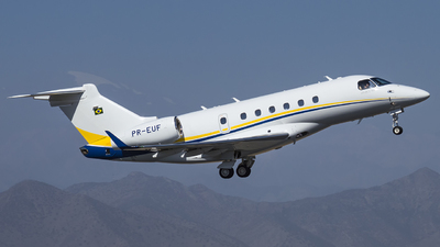 PR-EUF - Embraer EMB-550 Legacy 500 - Private