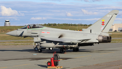 A picture of ZK321 - Eurofighter Typhoon FGR.4 -  - © Michael Durning