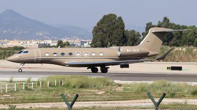 9H-OKO - Gulfstream G650 - Private