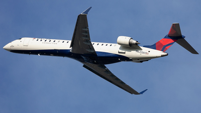 N631SK - Bombardier CRJ-701ER - Delta Connection (SkyWest Airlines)