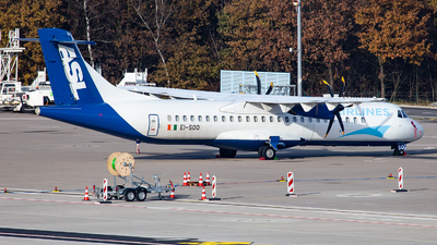 A picture of EISOO - ATR 72500(F) - ASL Airlines Ireland - © Marianna Rychkovskaia