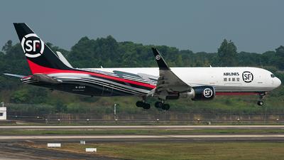 B-20AV - Boeing 767-304(ER)(BCF) - SF Airlines