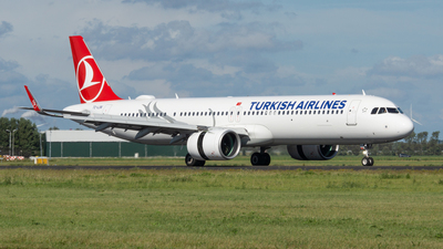 A picture of TCLSK - Airbus A321271NX - Turkish Airlines - © Stephan Wagner