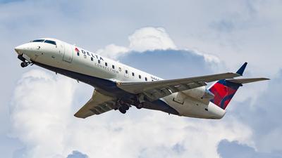 N460SW - Bombardier CRJ-200ER - Delta Connection (SkyWest Airlines)