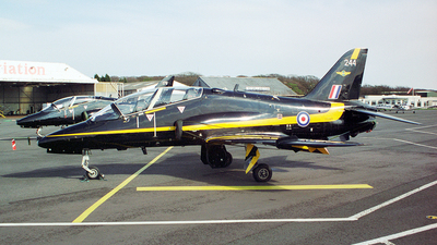 XX244 - British Aerospace Hawk T.1 - United Kingdom - Royal Air Force (RAF)