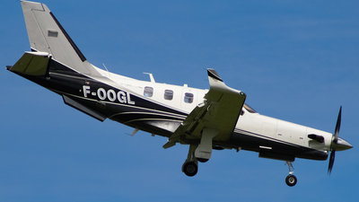 F-OOGL - Socata TBM-900 - Private