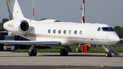 N185GA - Gulfstream G550 - Private