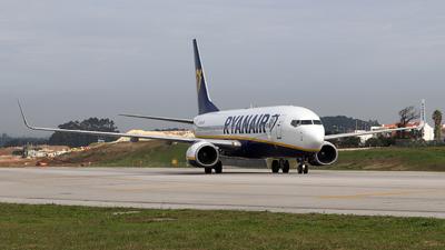 EI-EBD - Boeing 737-8AS - Ryanair