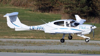 LN-PFH - Diamond DA-40NG Diamond Star - Pilot Flight Academy