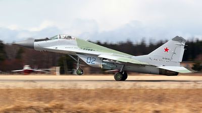 RF-92178 - Mikoyan-Gurevich MiG-29 Fulcrum - Russia - Air Force