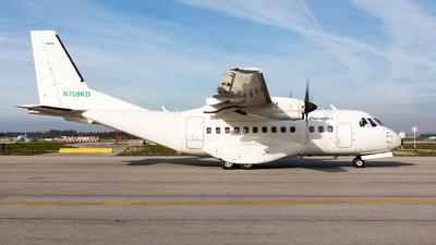 N768KD - CASA CN-235-300 - Prescott Support