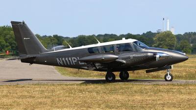 A picture of N111PL - Piper PA30 Twin Comanche - [301929] - © BaszB