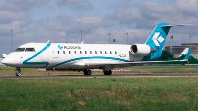 I-ADJC - Bombardier CRJ-200LR - Air Dolomiti