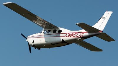 N734WH - Cessna P210N Pressurized Centurion II - Private