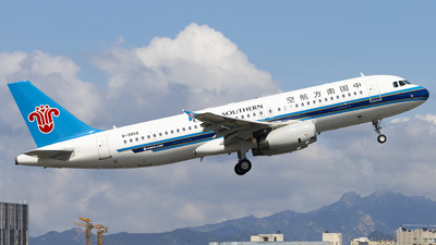 A picture of B9958 - Airbus A320232 - China Southern Airlines - © Feijikaide