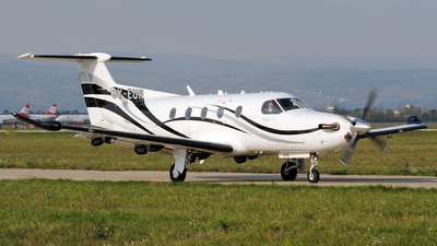 OY-EUR - Pilatus PC-12/47E - Private