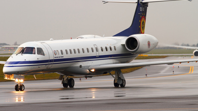 CE-01 - Embraer ERJ-135LR - Belgium - Air Force