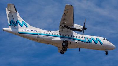 A picture of XATLN - ATR 42500 - [564] - © victor Ambriz