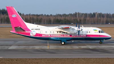 A picture of UR14005 - Antonov An140 - Motor Sich Airlines - © Dmitry Molokovich