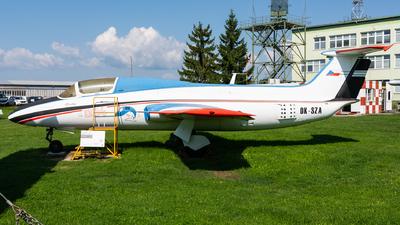 OK-SZA - Aero L-29A Delfin Akrobat - LET Kunovice
