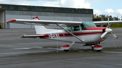D-EIKV - Reims-Cessna FR172K Hawk XP II - Private