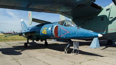 46 - Yakovlev Yak-38 Forger - Russia - Navy