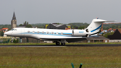 N4CP - Gulfstream G650 - Private