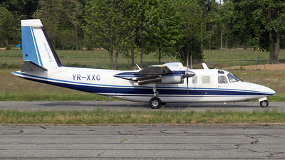 YR-XXC - Rockwell 690A Turbo Commander - Primul Meridian