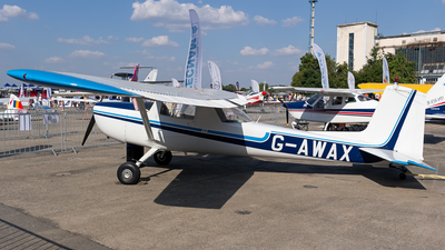 G-AWAX - Cessna 150D - Private