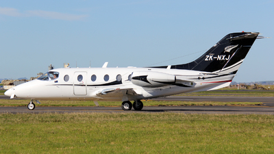 ZK-NXJ - Beechcraft 400A Beechjet - Skyline Aviation