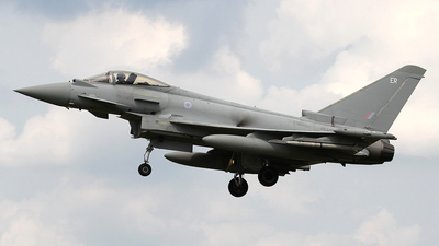 ZK346 - Eurofighter Typhoon FGR.4 - United Kingdom - Royal Air Force (RAF)